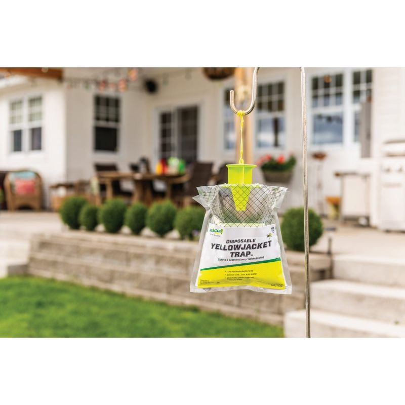 Rescue Disposable Yellow Jacket Trap - Eastern Version