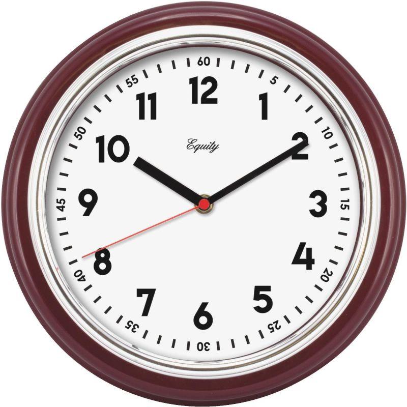 Buy La Crosse Technology Equity Retro Wall Clock