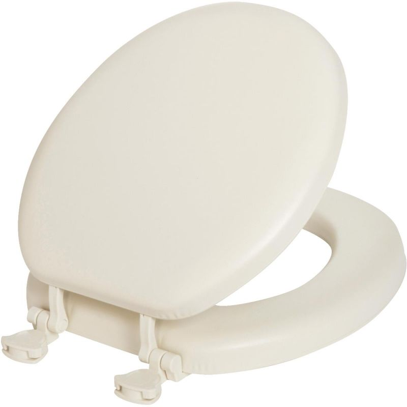 Buy Mayfair Deluxe Soft Round Toilet Seat Biscuit Round