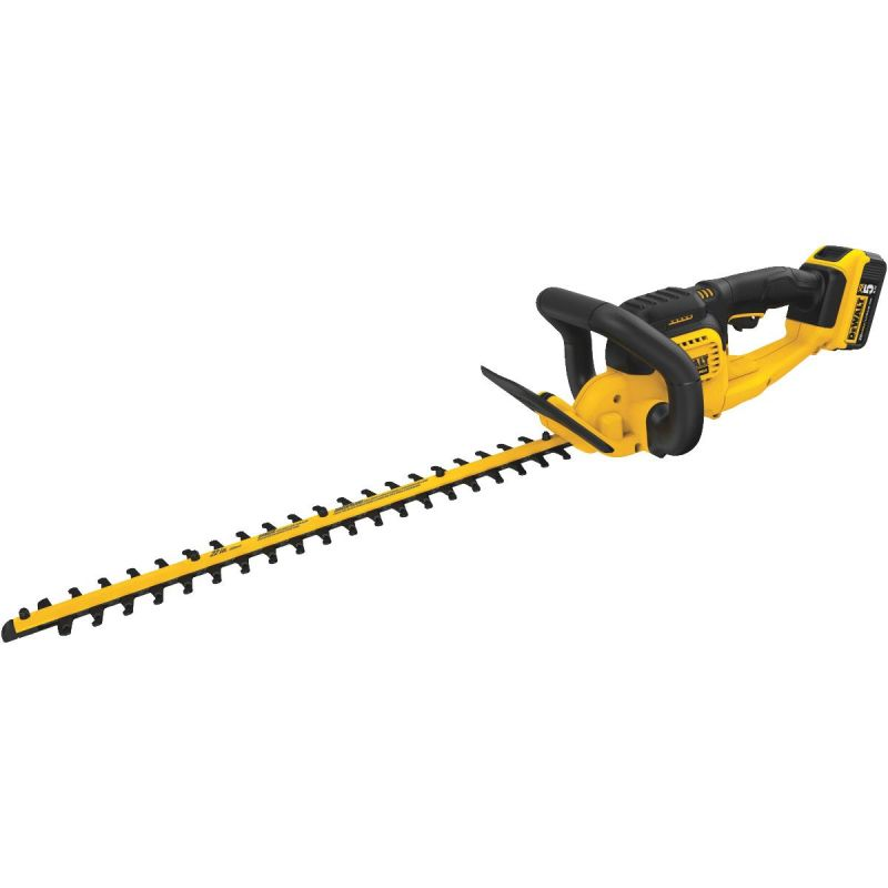 DeWalt 20V MAX 22 In. Cordless Hedge Trimmer 3/4 In., 5A, 22 In.