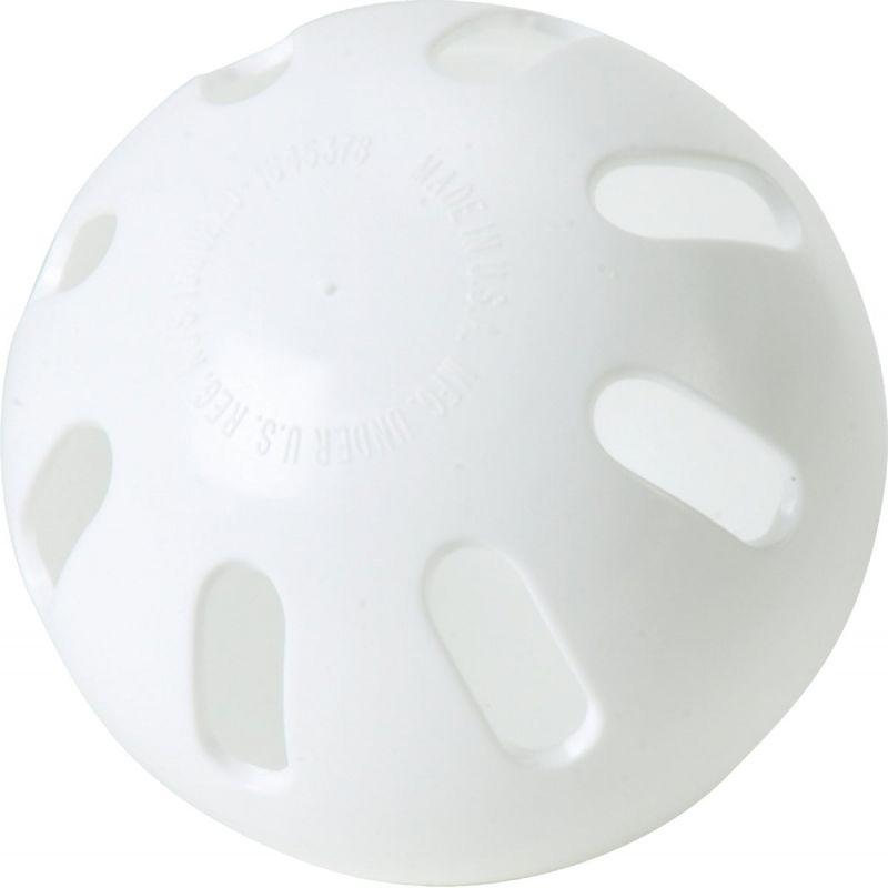 Wiffle Ball White (Pack of 12)