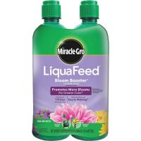 Miracle-Gro LiquaFeed Bloom Booster Liquid Plant Food Refill