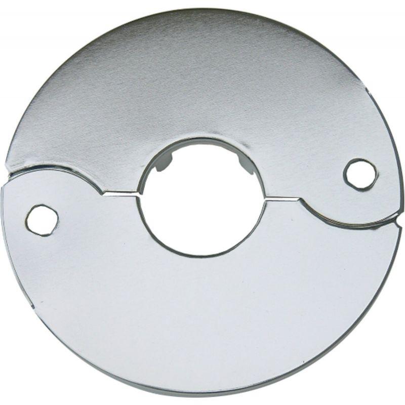 Lasco Chrome-Plated Floor & Ceiling Split Plate