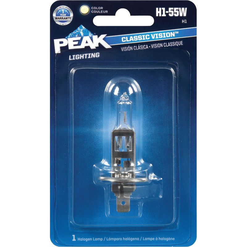 PEAK Classic Vision Halogen Automotive Bulb