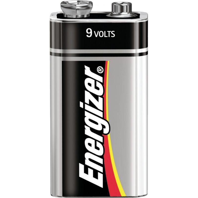 Energizer Max 9V Alkaline Battery 595 MAh
