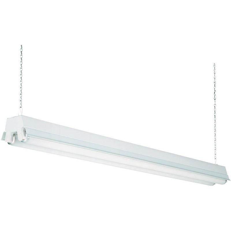 Fluorescent Shop Light Fixture: Buy Lithonia T12 Fluorescent Shop Light Fixture 5-1/2 In