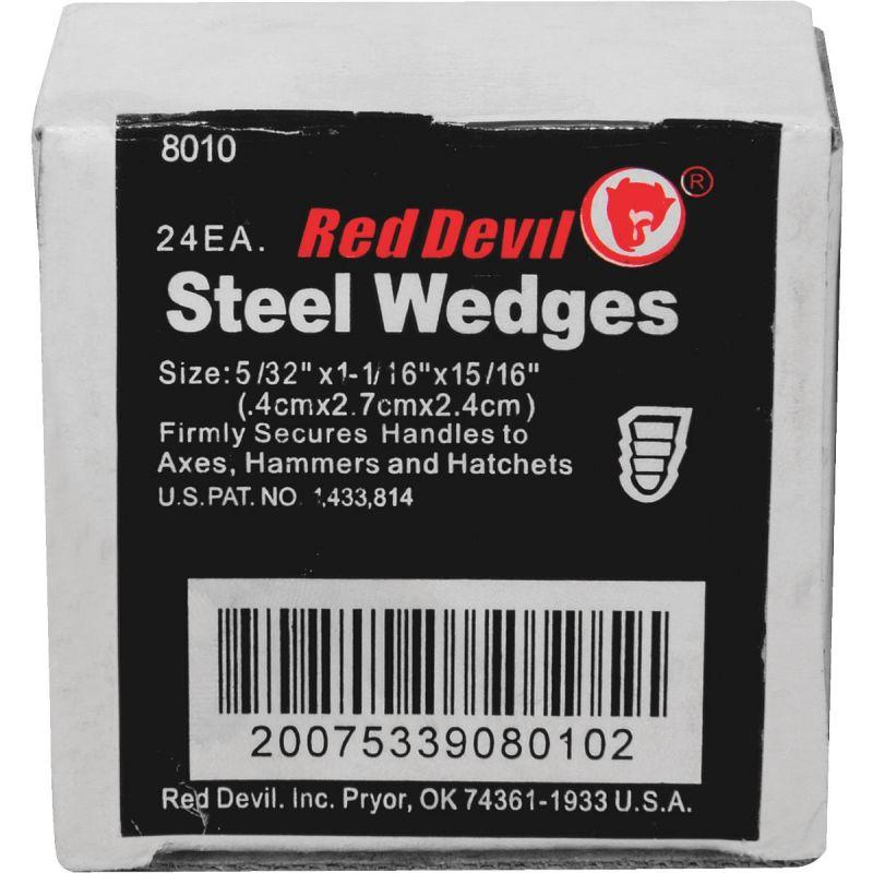 Red Devil Steel Handle Wedge #10 (Pack of 24)