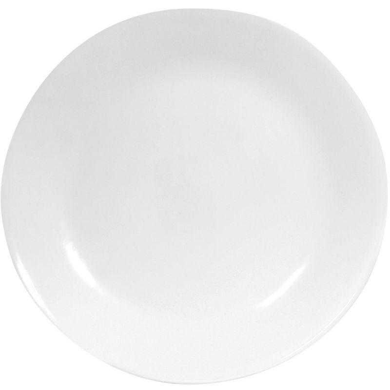 Corelle Winter Frost White Dinner Plate (Pack of 6)