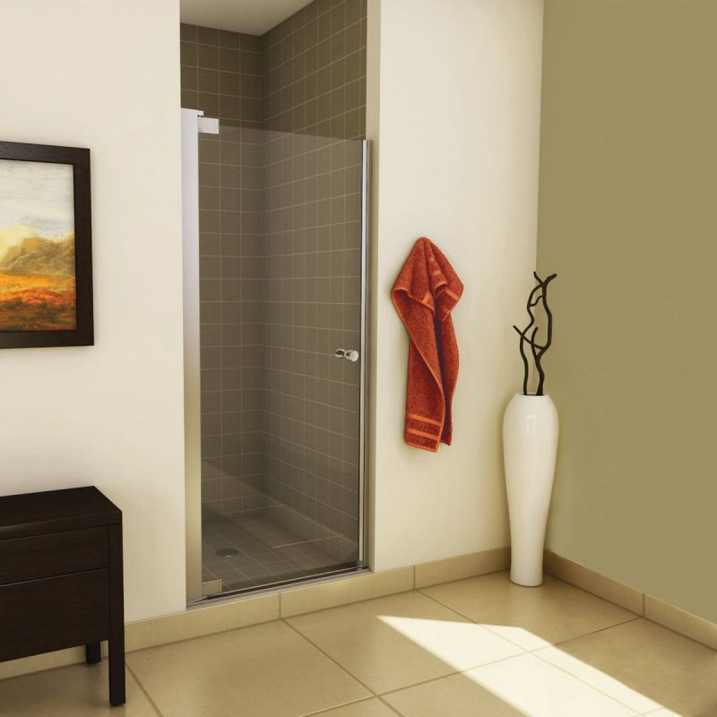 Maax Madono Clear Glass Pivot Shower Door