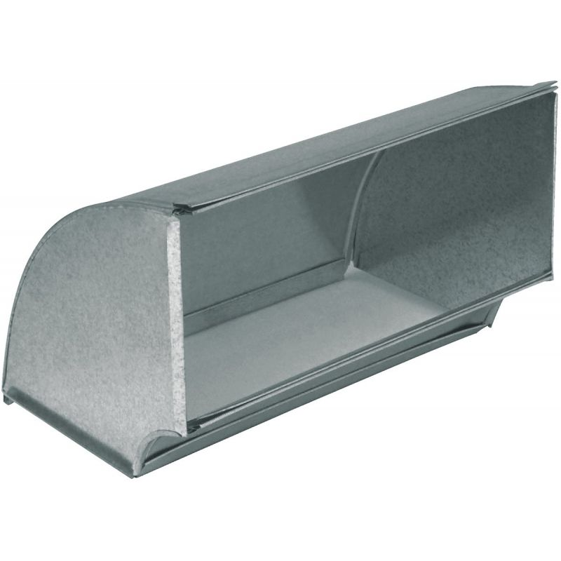 Imperial Flat Elbow 3-1/4 In. X 10 In.