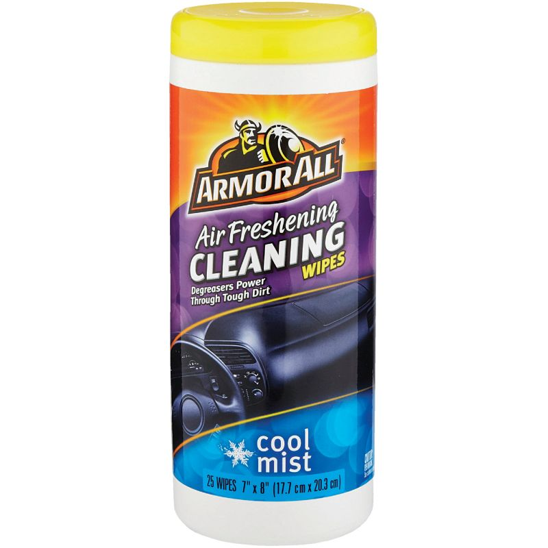 Armor All Air Freshening Protectant Wipe
