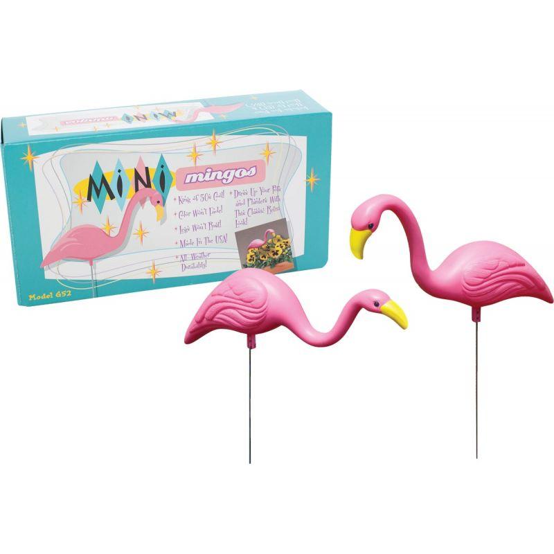 Bloem Flamingo Lawn Ornament Pink