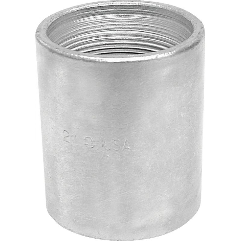 Southland Standard Merchant Galvanized Coupling 1 In. X 1 In. FPT