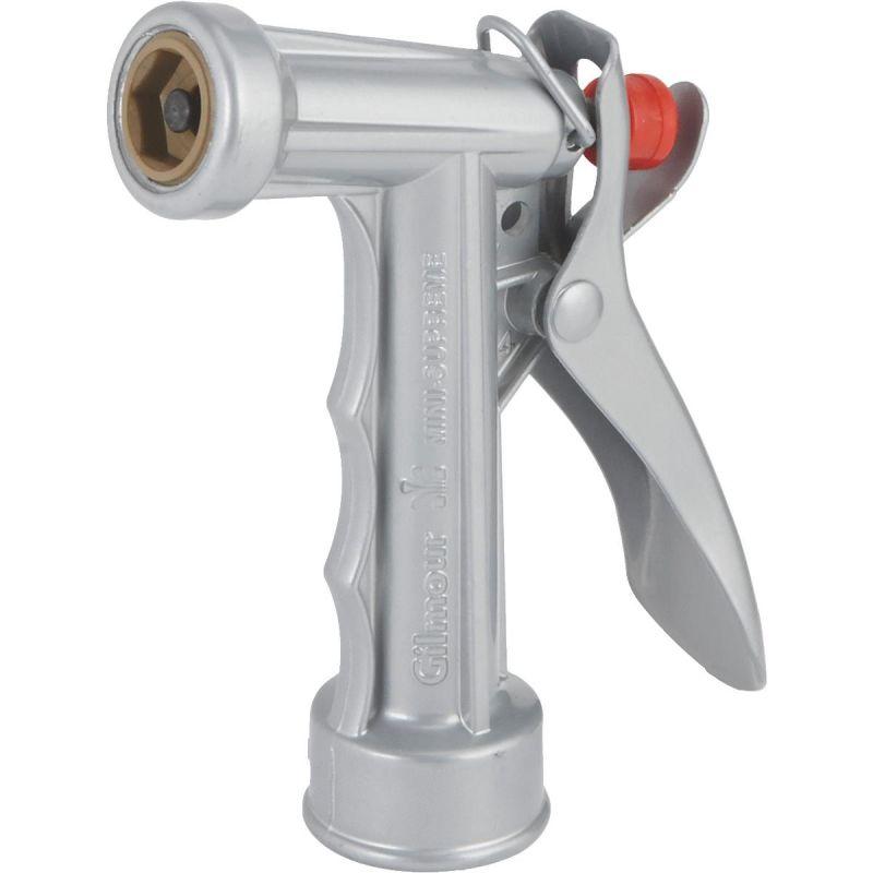 Best Garden Mid-Size Pistol Nozzle Metallic