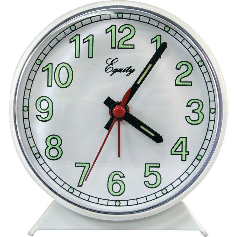 La Crosse Technology Equity Keywound Alarm Clock