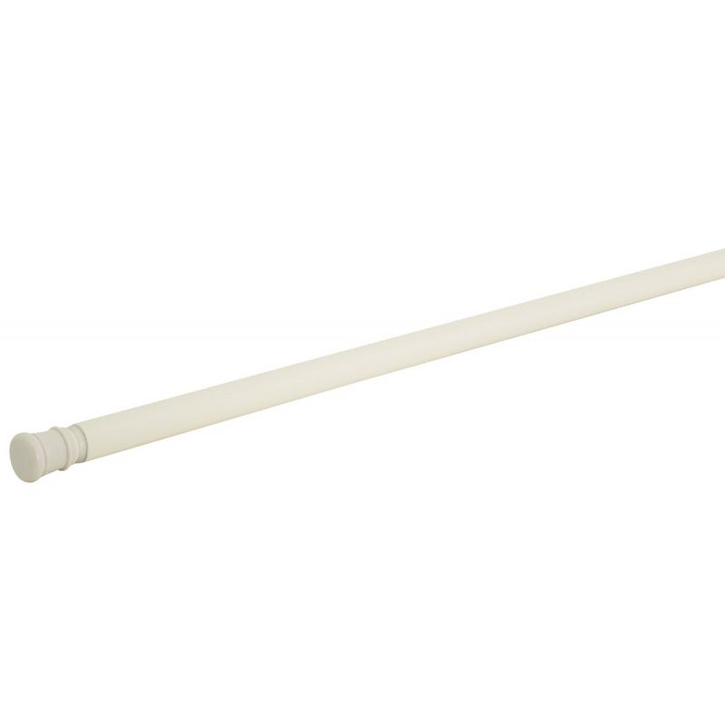 Zenith 42 In. To 72 In. Adjustable Tension Shower Rod