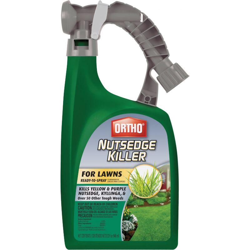 Ortho Nutsedge Weed Killer 32 Oz., Hose End