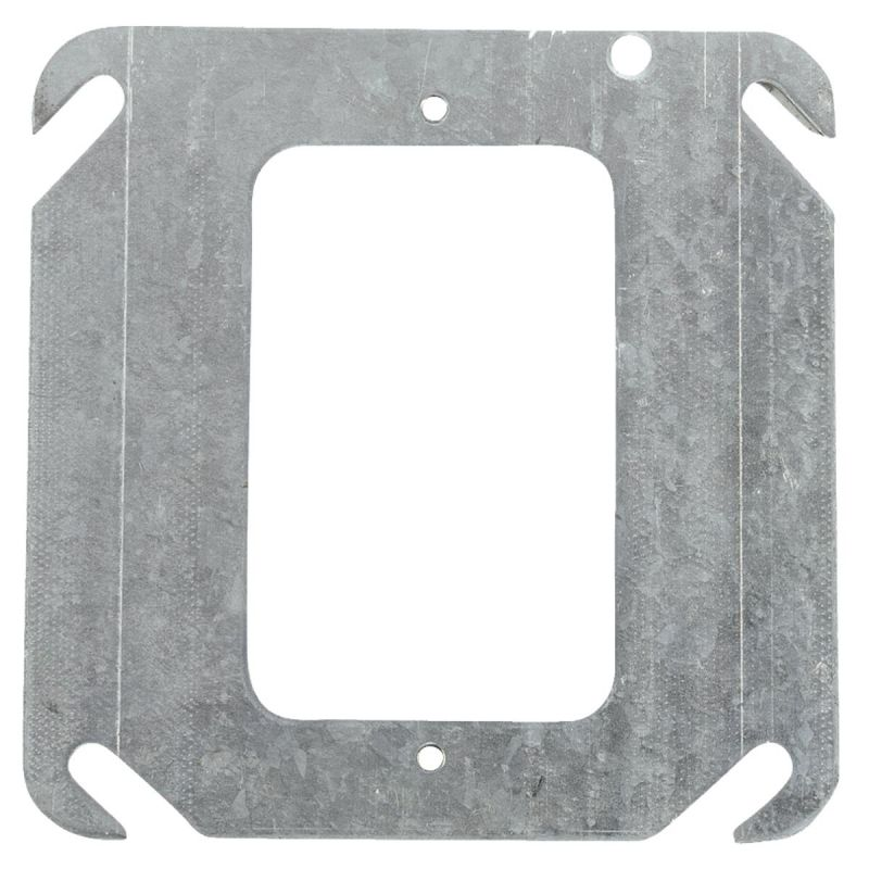 Steel City Single-Device Square Device Cover 5 Cu In