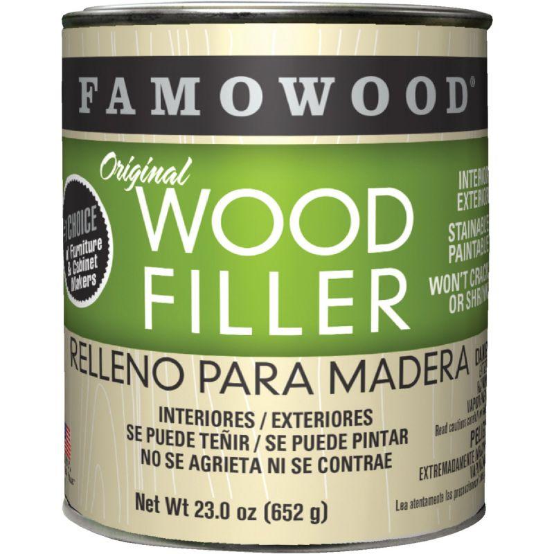 FAMOWOOD Wood Filler 23 Oz., Alder