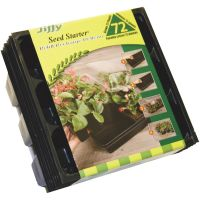 Jiffy Seed Starter Greenhouse Seed Start Kit Refill