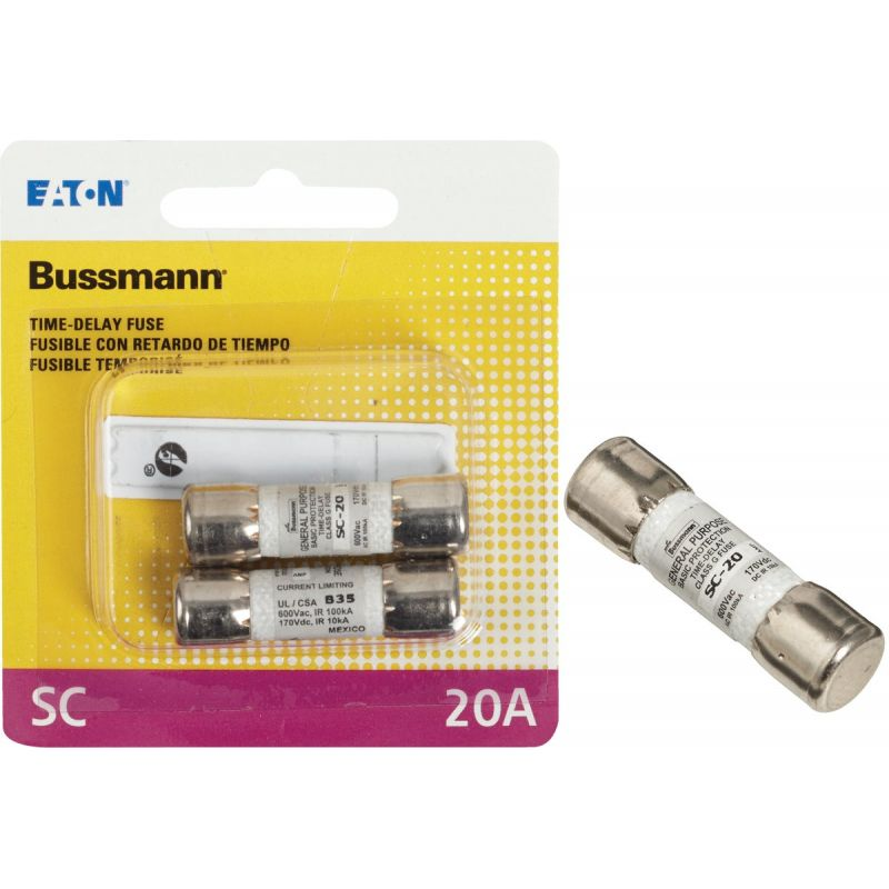 Bussmann Midget SC Cartridge Fuse 20A