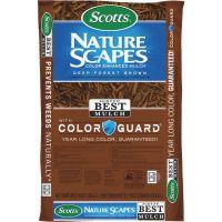 Scotts Nature Scapes Color Enhanced Mulch