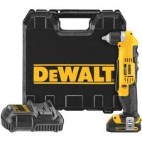 DeWalt 20V MAX Lithium-Ion Cordless Angle Drill Kit