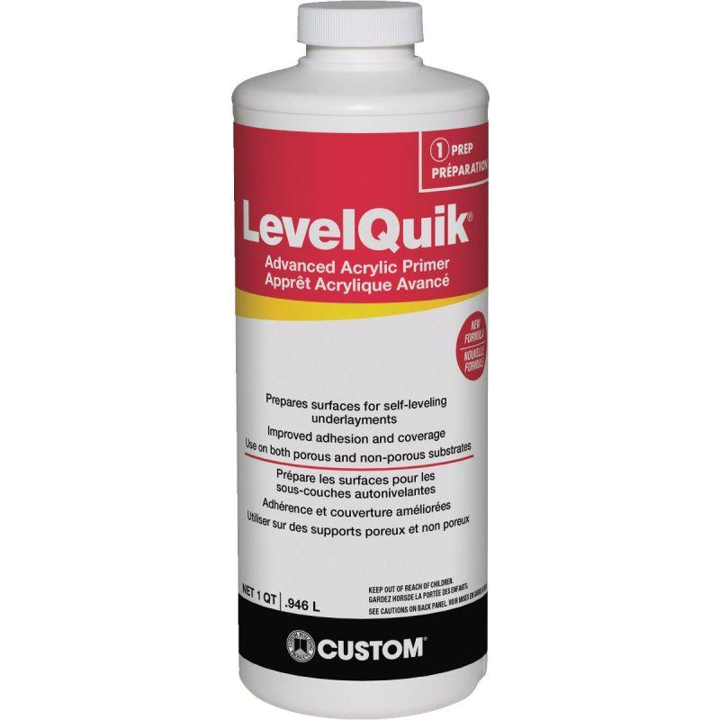 LevelQuik Advanced Acrylic Underlayment Primer Qt.