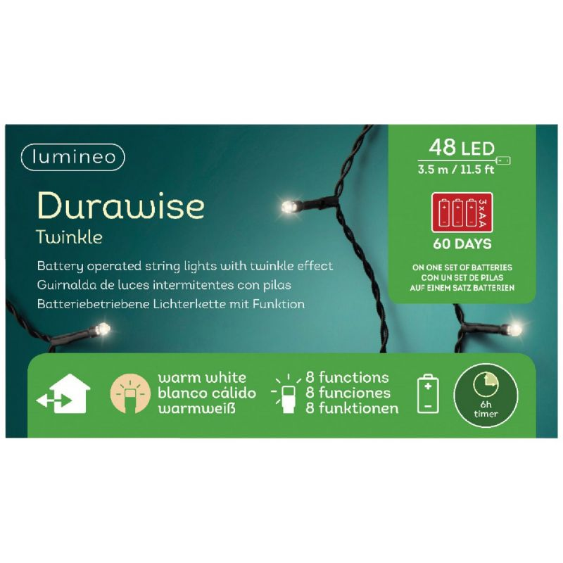 Lumineo Durawise LED Battery Operated Light Set