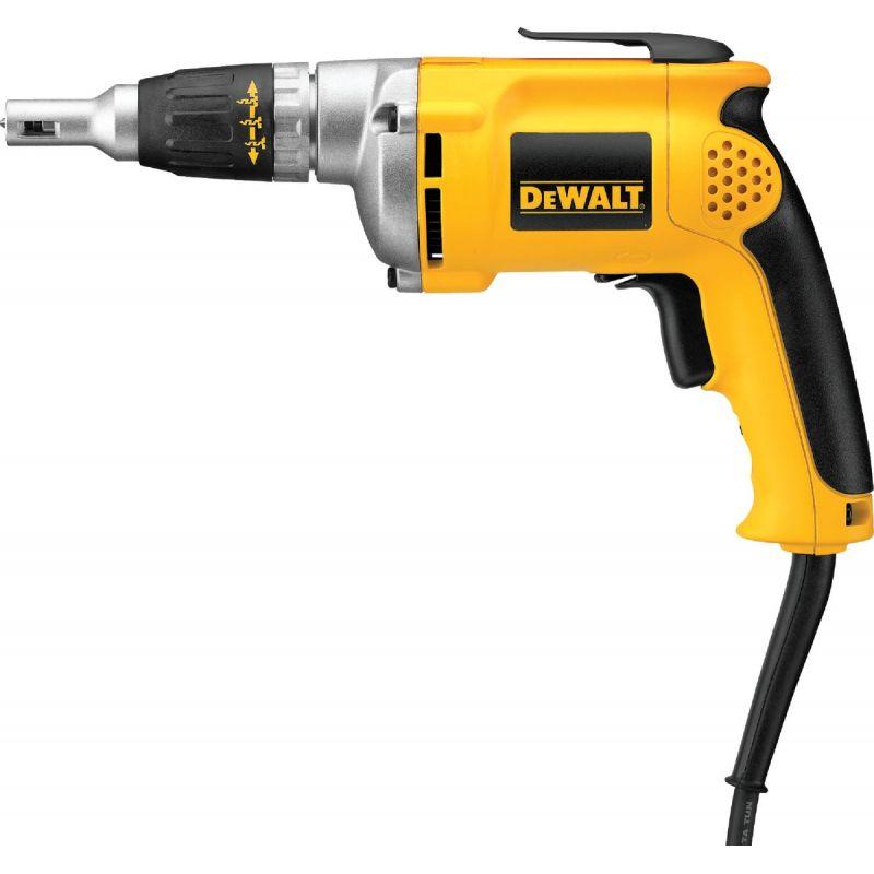 DeWalt VSR Drywall Electric Screwgun 6.3A