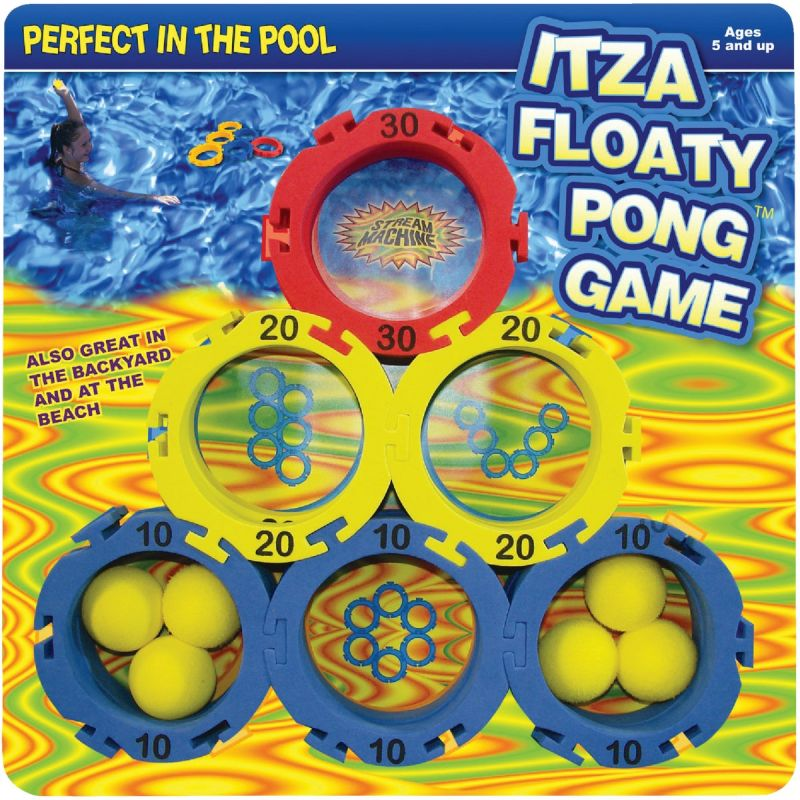 Water Sports Itza Floaty Pong Pool Game