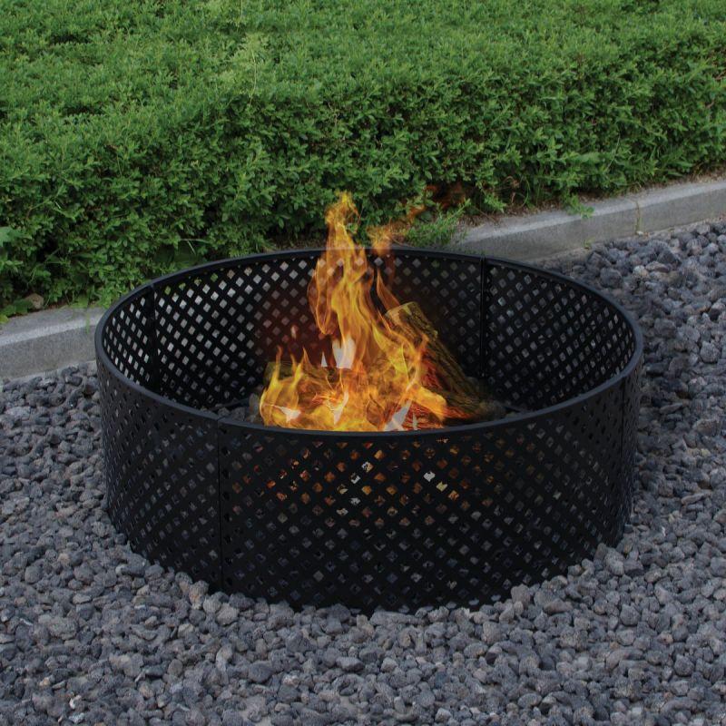 Bond Steel Fire Ring