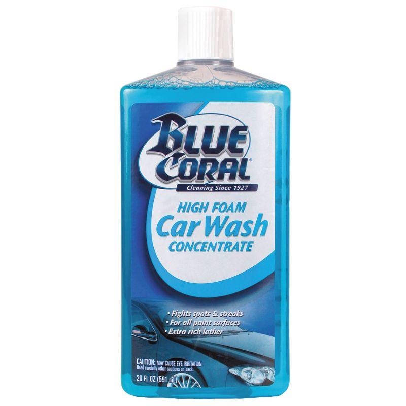 BLUE CORAL Concentrate Car Wash 20 Oz.