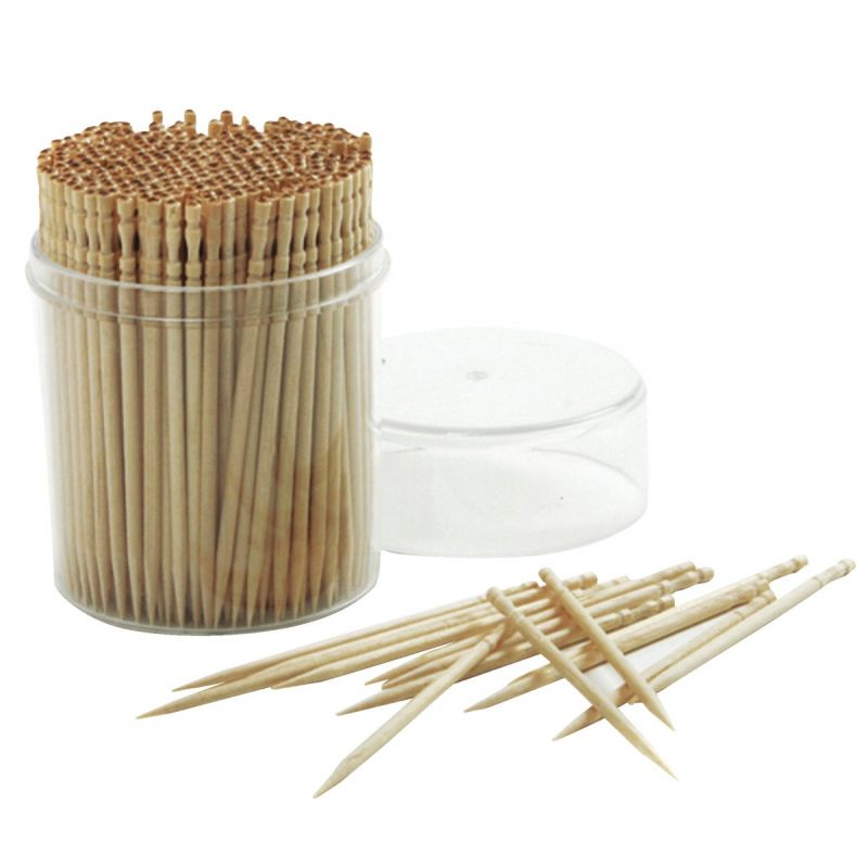 Norpro Ornate Wood Toothpicks