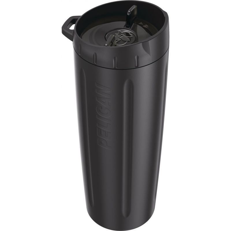 Pelican Stainless Steel Insulated Tumbler 22 Oz., Black