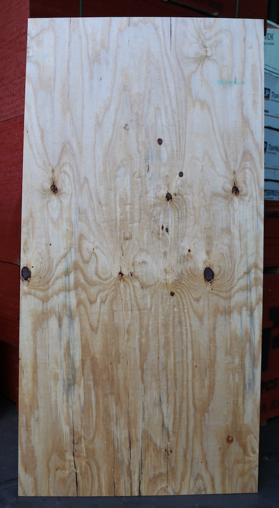 Buy 3 4 Quot X 4 X 8 Yellow Pine Cdx Plywood
