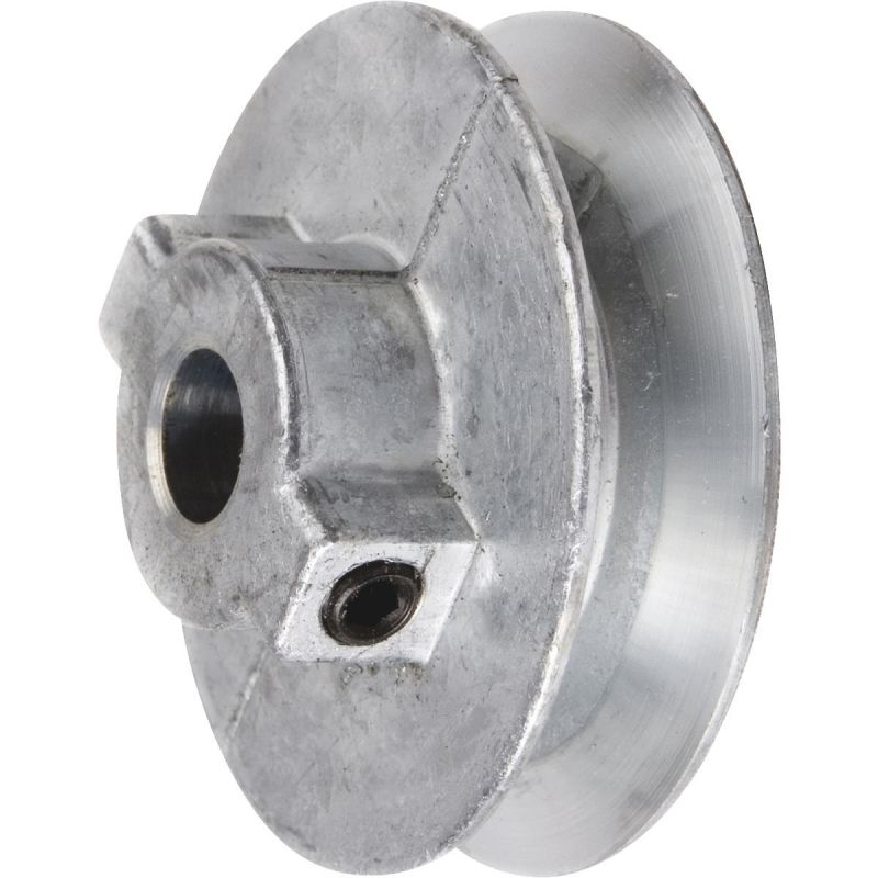 Chicago Die Casting Single Groove Die Cast Pulley