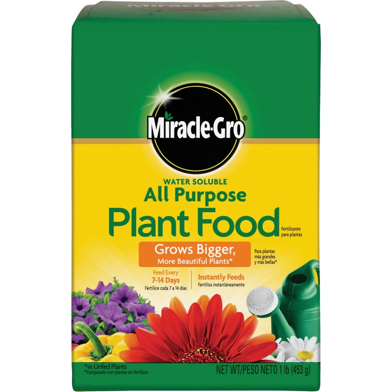 Miracle-Gro All Purpose Dry Plant Food 1 Lb.